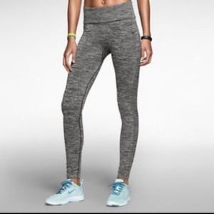 Nike Dri-Fit Seamless Leggings Size Med